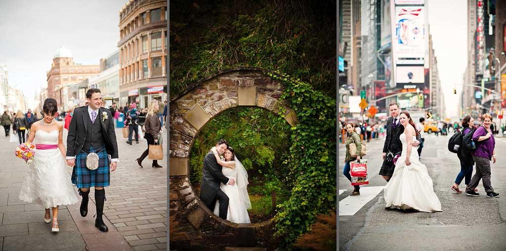 Glasgow based Wedding Photographer at BK Photography