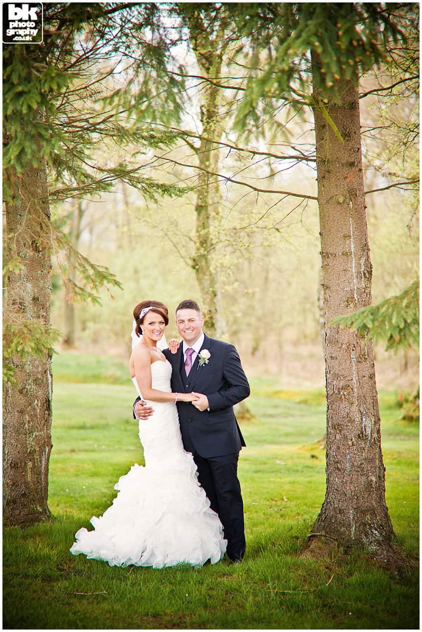 Westerwood Hotel Wedding Photographer by BK Photography