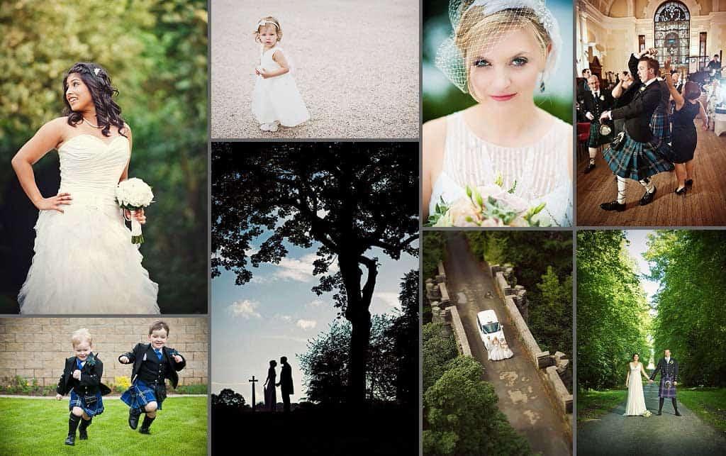 Scottish Wedding photography by BK Photography