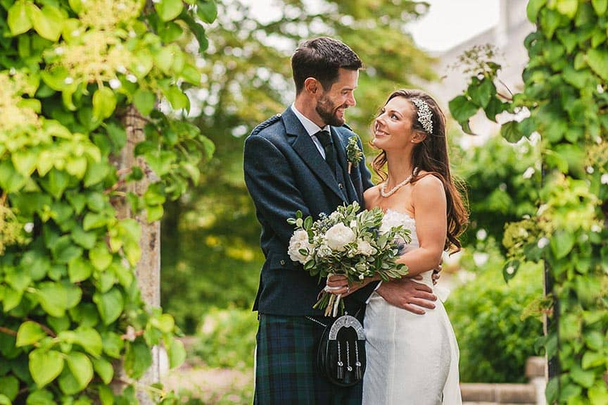 Creative Wedding Photographer in Loch Lomond and across Scotland - BK Wedding Photography