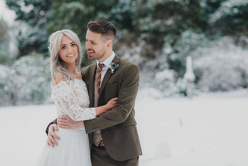Creative Wedding Photographer in Scotland - BK Wedding Photography