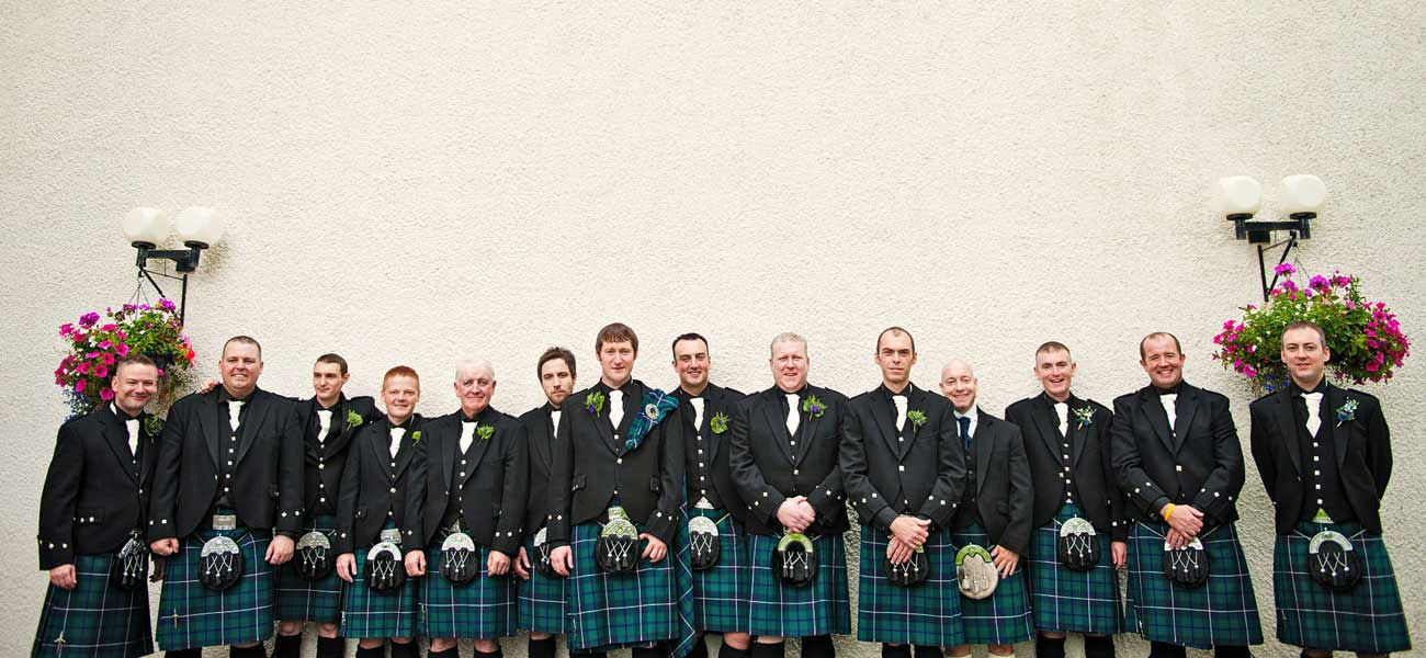 Wedding Photography in Scotland by BK Photography