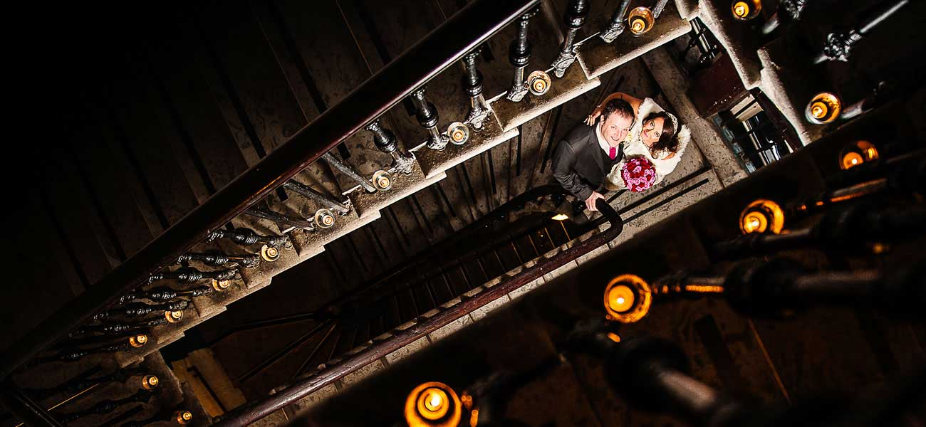 Creative Wedding Photographers in Glasgow by BK Photography