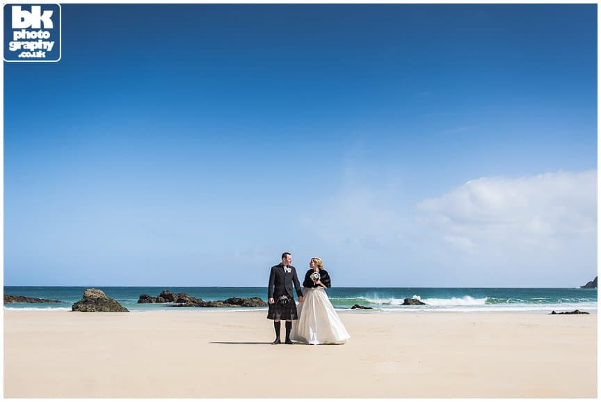 Wedding Photography in Lewis by BK Photography