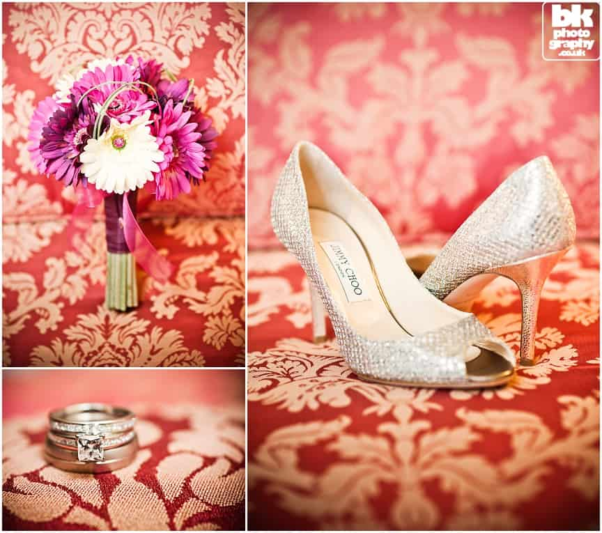 Wedding Details by Glasgow Wedding Photographer BK Photography