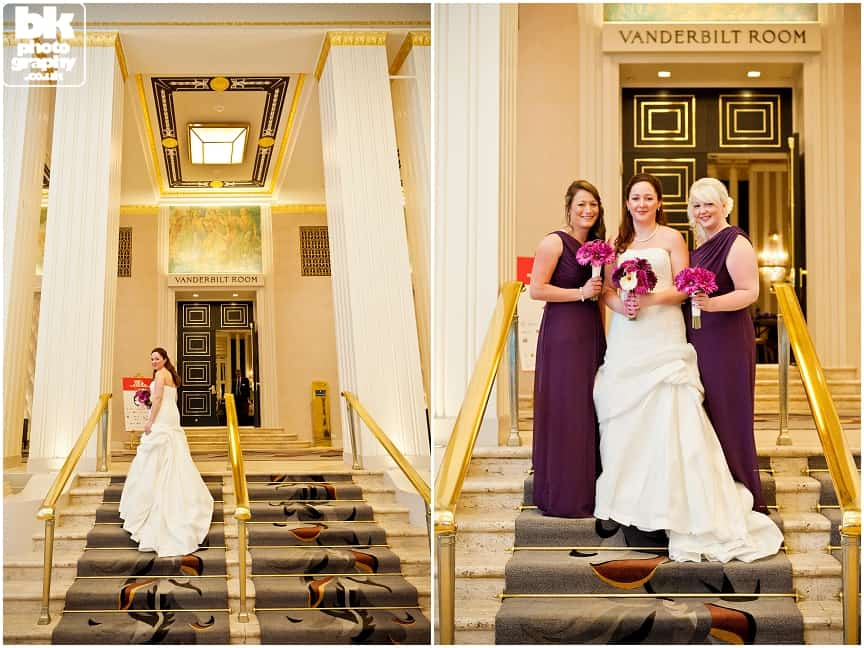 Waldorf Astoria Wedding Photographer by BK Photography
