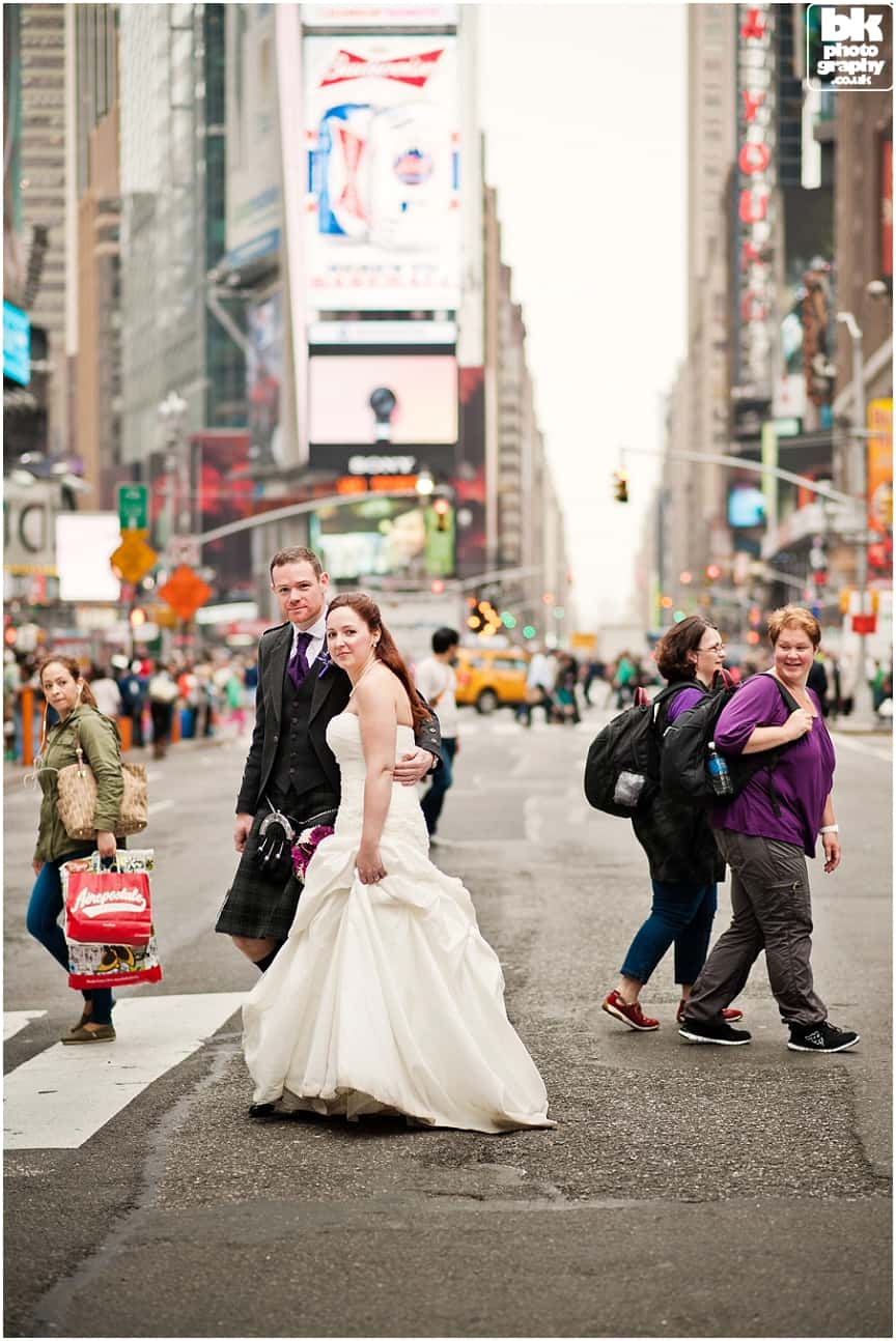 New York City Wedding Photography by BK Photography