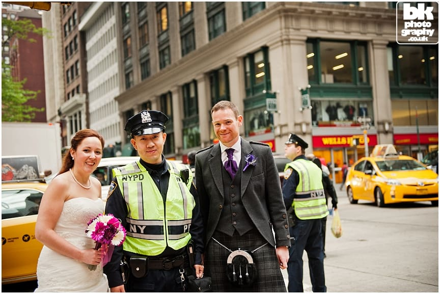Manhattan Wedding Photographers by BK Photography