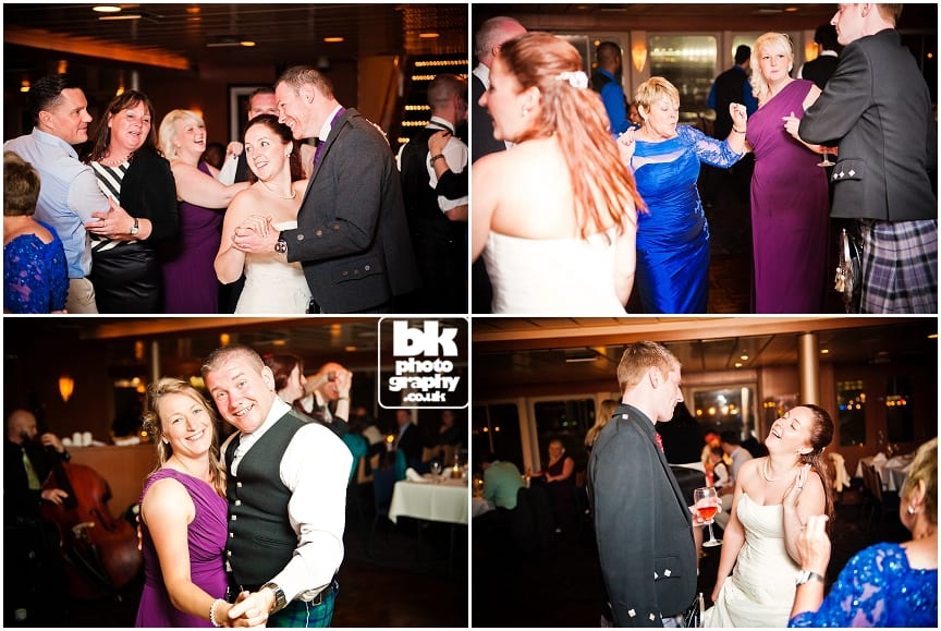 Fun Wedding Photography by Glasgow based BK Photography