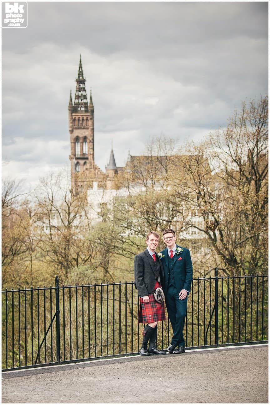 University Wedding Photographers Glasgow-001
