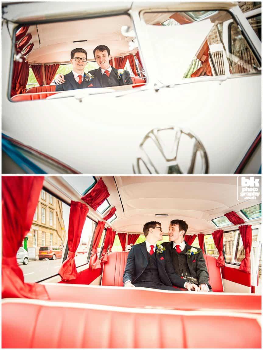 Volkswagen Bus Wedding-009