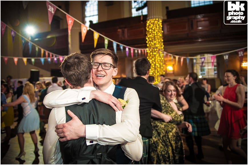 Civil Ceremony & Gay Wedding Photographers Glasgow