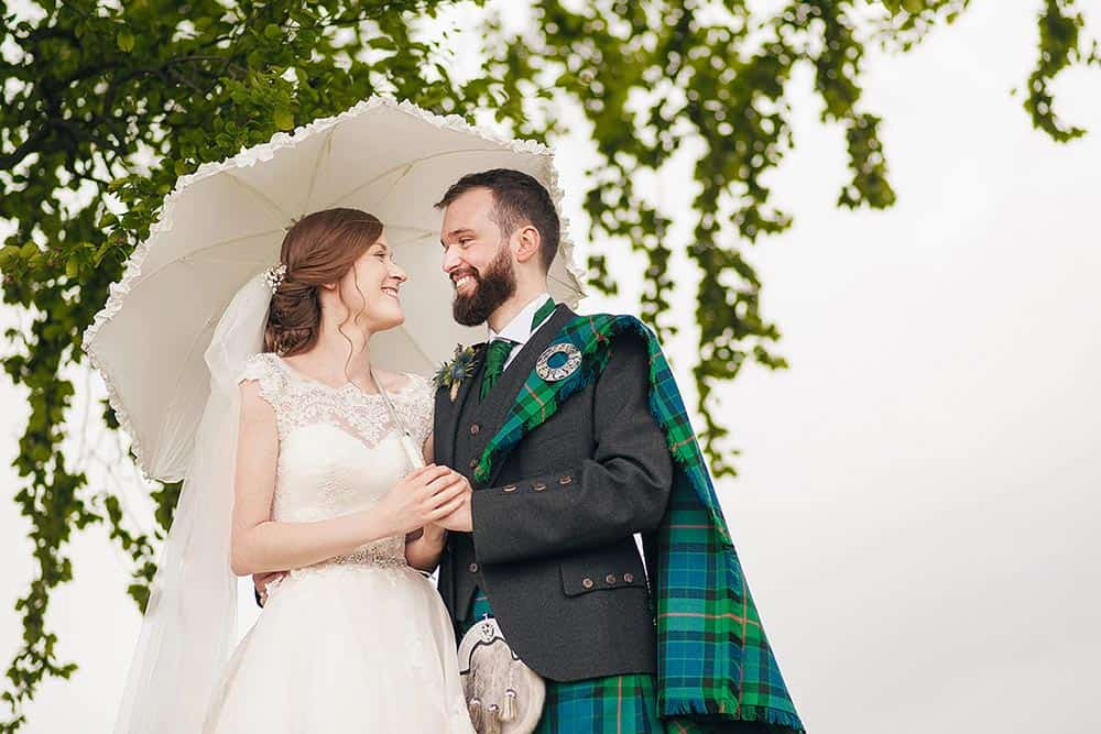 wedding photographer cumbernauld