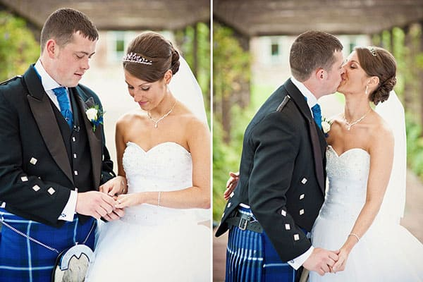 Wedding Photography in Glasgow by BK Photography