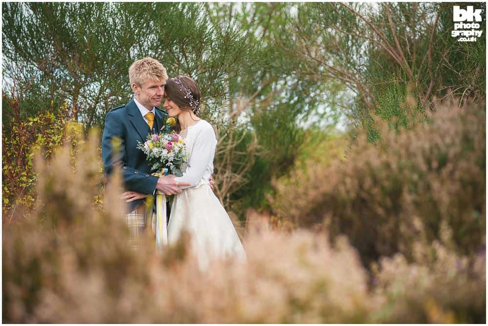 Wedding Photographer Scotland | Robyn & Andrew