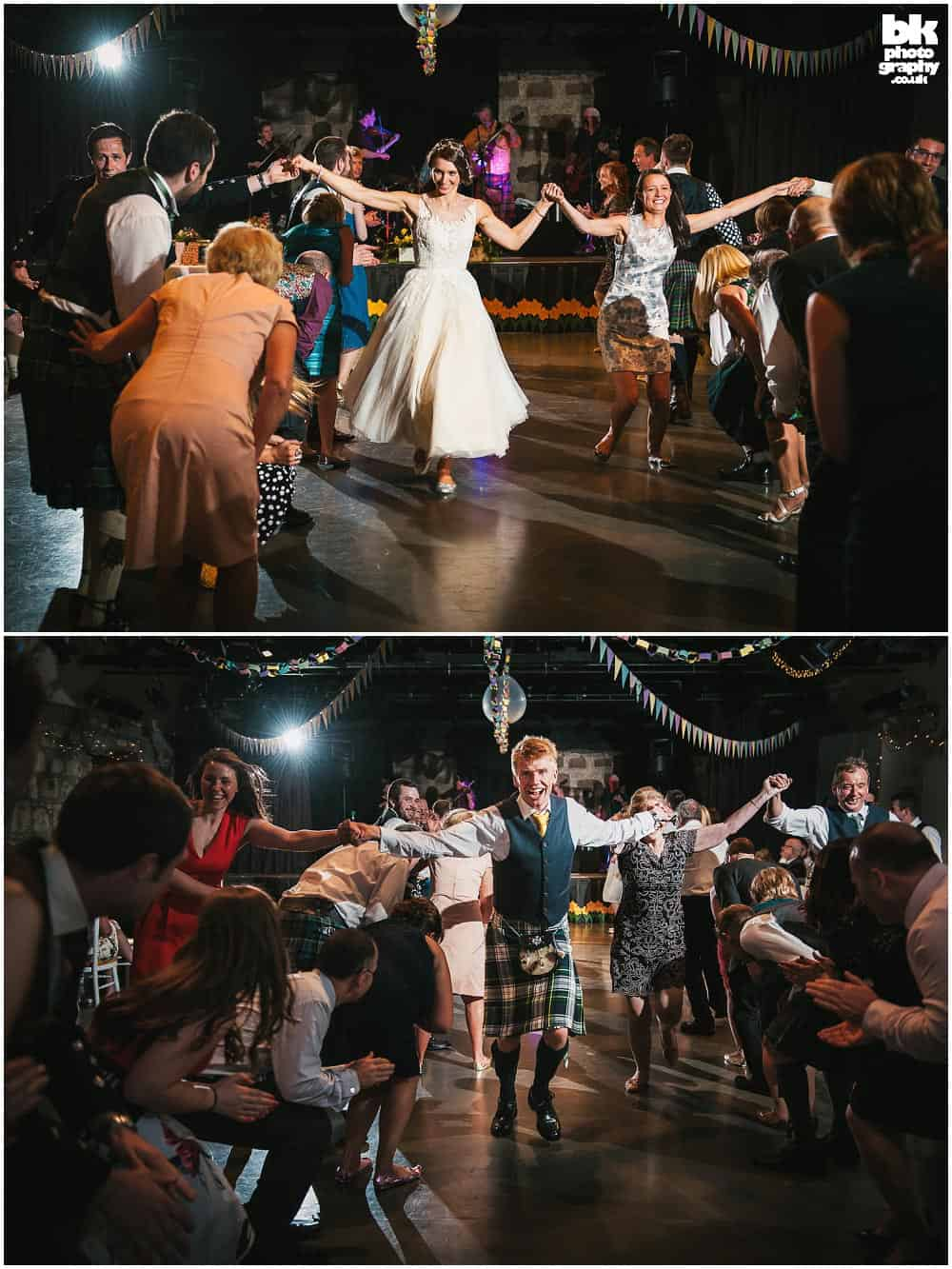 BK Photography, Scotland Wedding Photographer