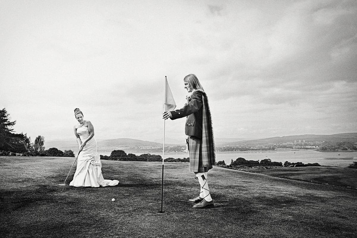 Wedding Photographer Kirkintilloch
