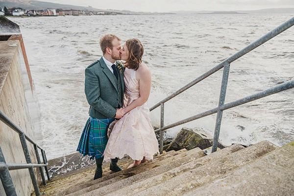Helensburgh Wedding Photographer | Emma & Jamie