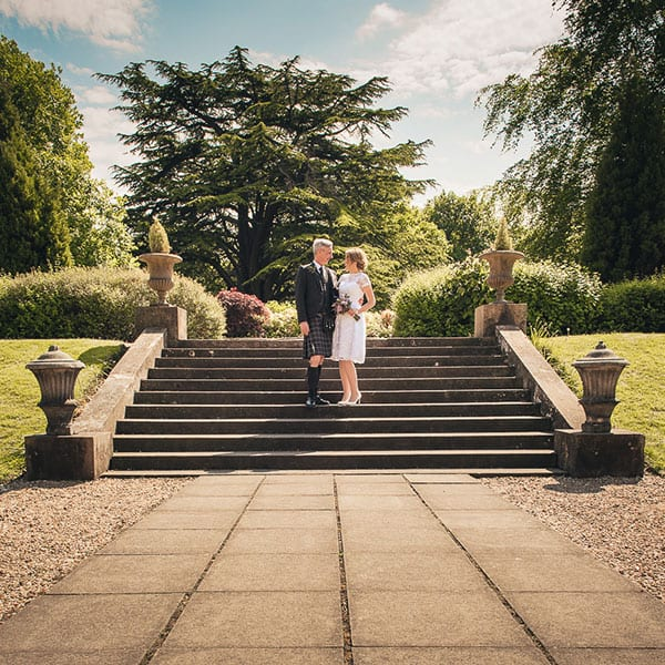 Mar Hall Wedding Photographers | Gosia & Stuart