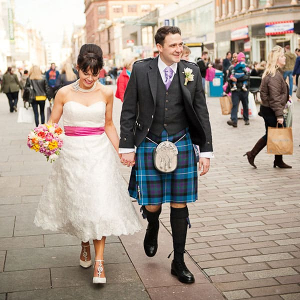 Wedding Photography Glasgow | Natalie & Allan