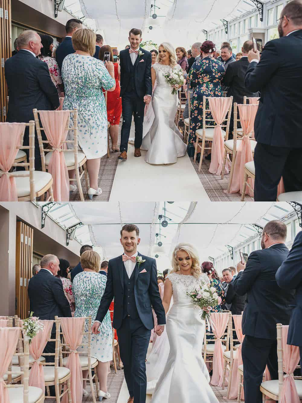 Rosslea Hall Wedding Photographer by BK Photography