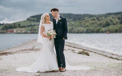 Rosslea Hall Wedding Photographer   Rebecca & Martin