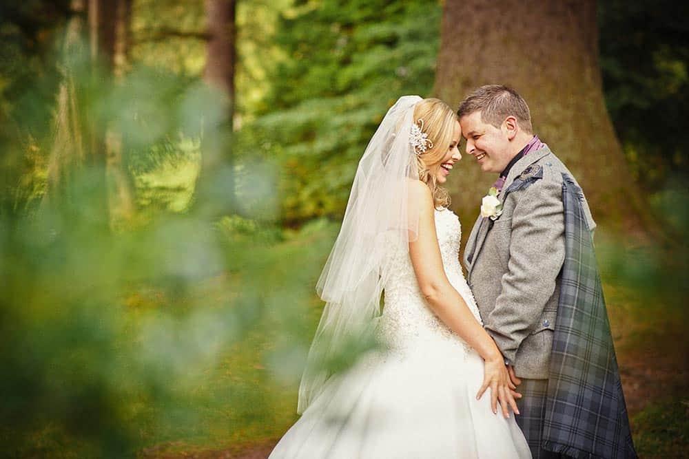 wedding photographers clydebank
